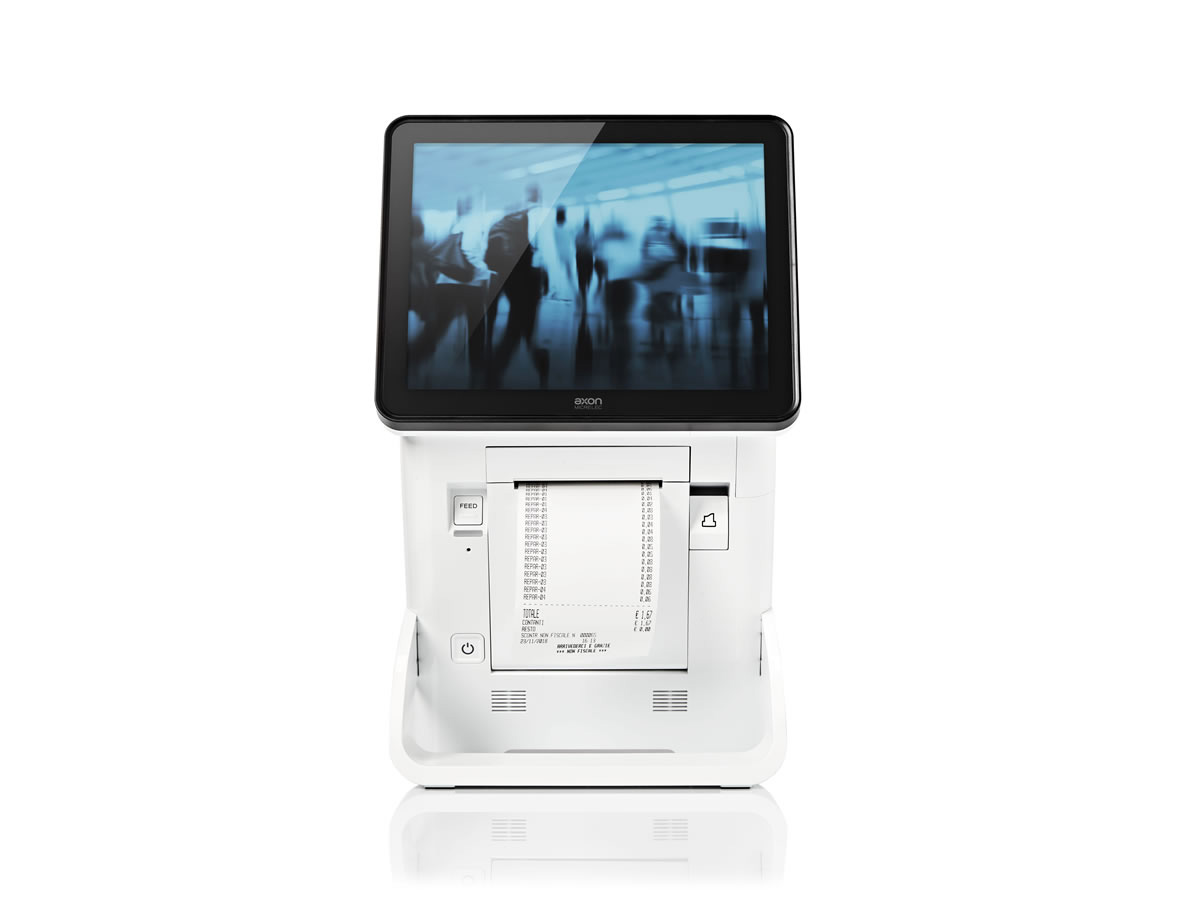 Monitor Pos System Touch Screen DCR Android